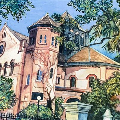THE CIRCULAR CHURCK